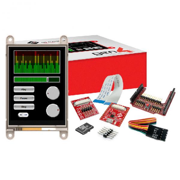 4D Systems Pty Ltd SK-GEN4-32PT-AR