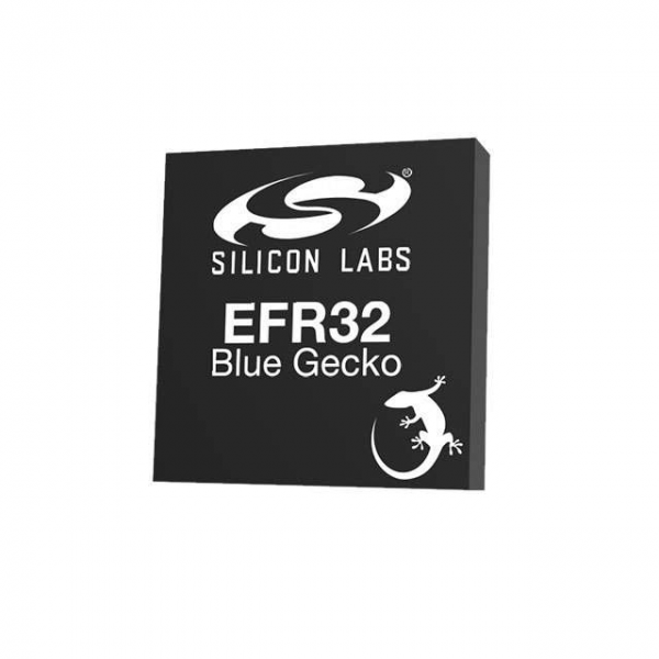 Silicon Labs EFR32BG1V132F256GJ43-C0