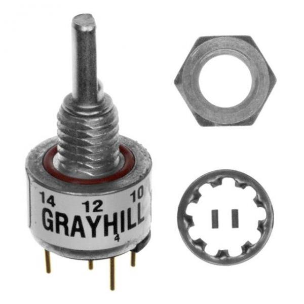 Grayhill Inc. 26ASD22-01-1-AJS