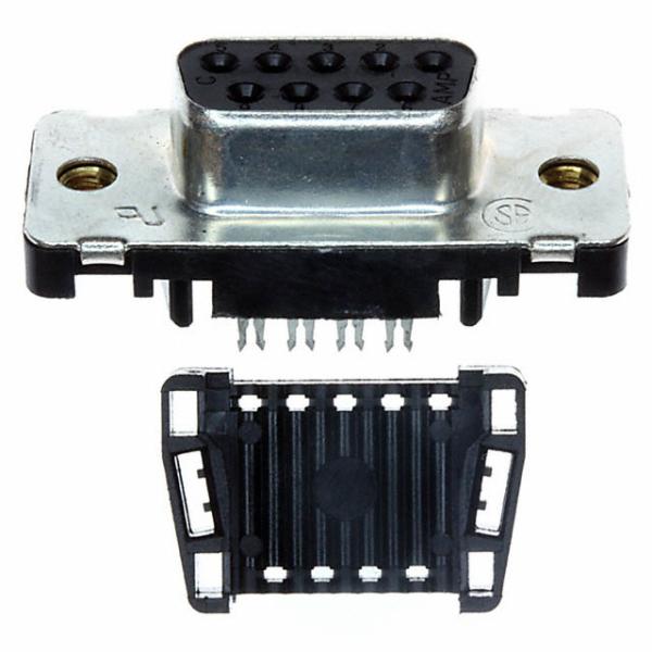 TE Connectivity AMP Connectors 1658610-4