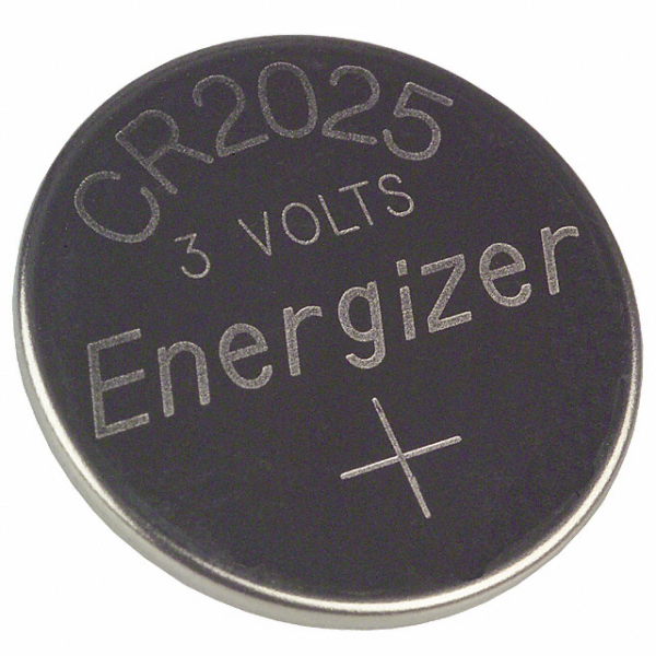 Energizer Battery Company CR2025VP