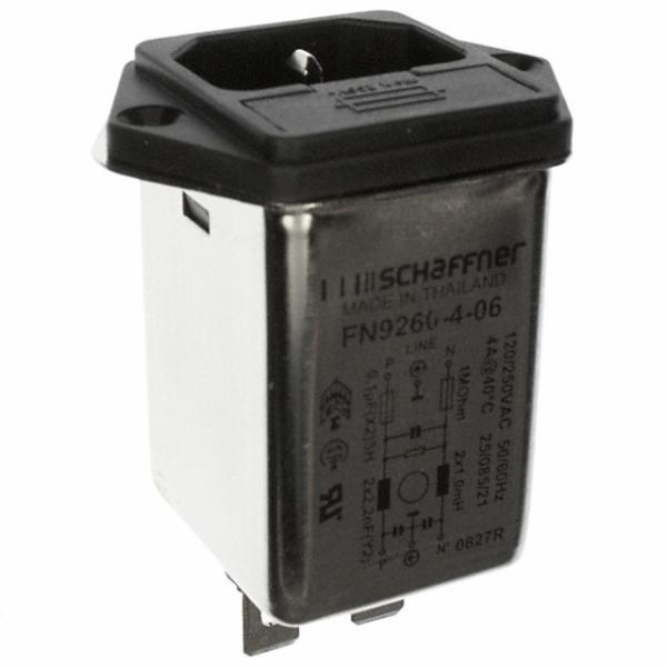 Schaffner EMC Inc. FN9260-4-06
