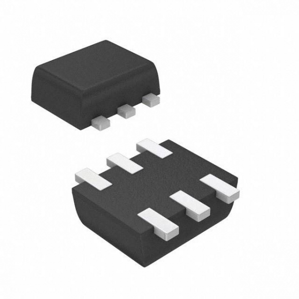 Diodes Incorporated BC847BV-7