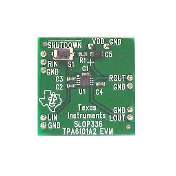 Texas Instruments TPA6101A2EVM