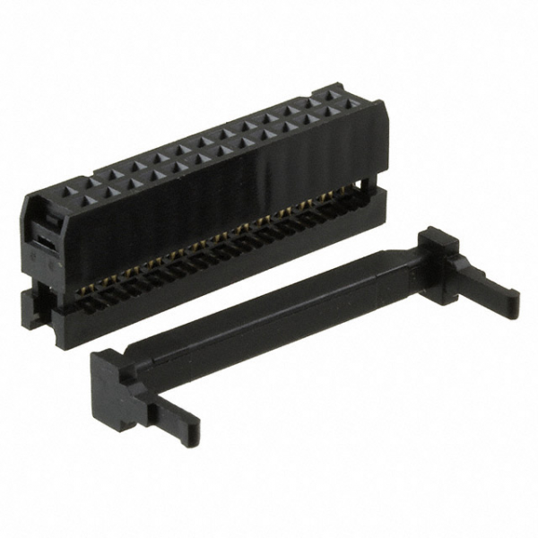 Sullins Connector Solutions SFH213-PPPC-D13-ID-BK-M181