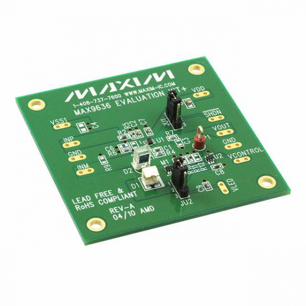 Maxim Integrated MAX9636EVKIT+