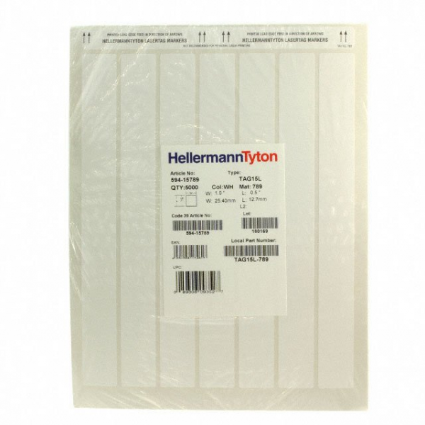 HellermannTyton TAG15L-789