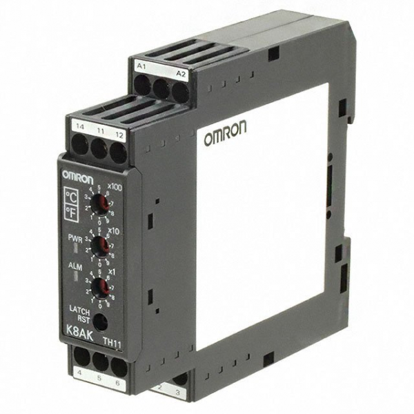 Omron Automation and Safety K8AK-TH12S 100-240VAC