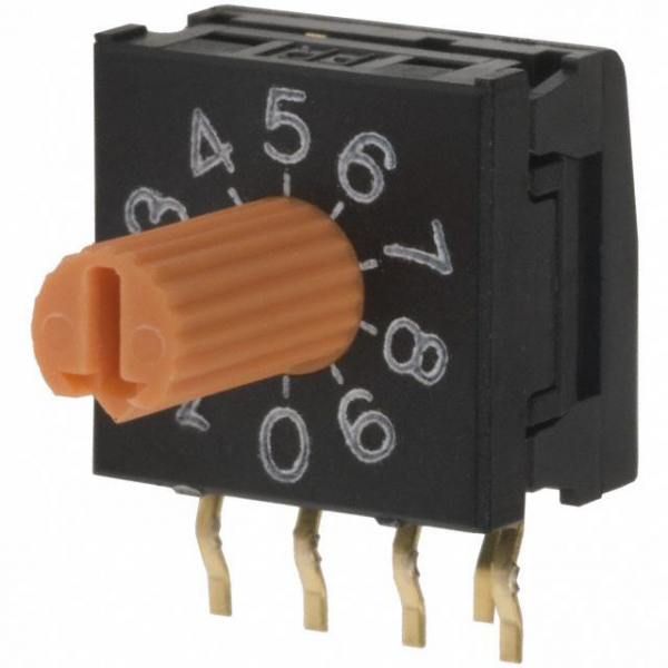 NKK Switches FR01KR10H-S