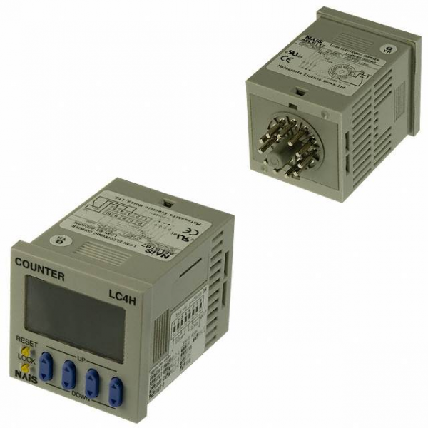 Panasonic Industrial Automation Sales LC4H-R4-AC240V