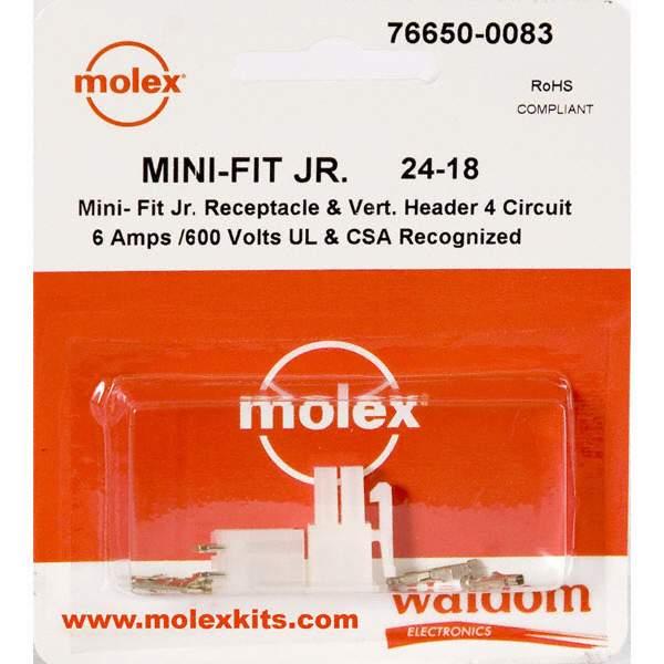 Molex Connector Corporation 76650-0083