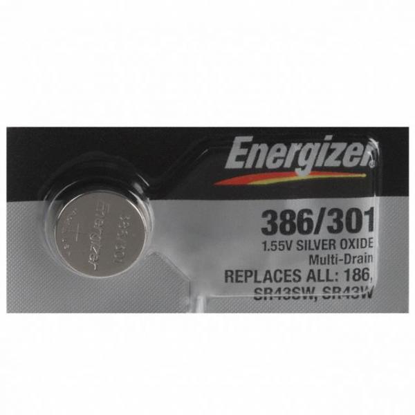 Energizer Battery Company 386-301TZ