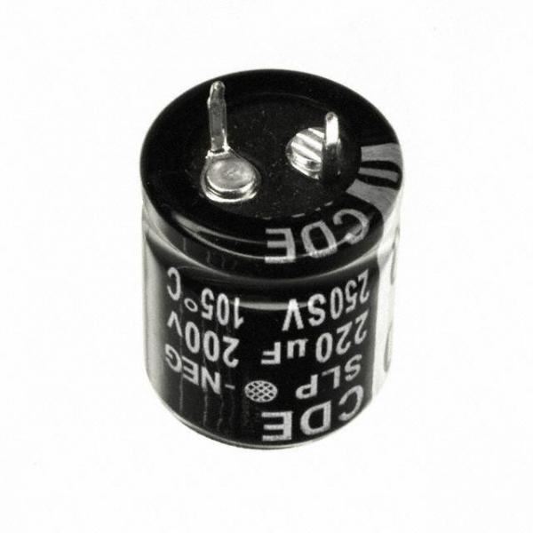 Cornell Dubilier Electronics (CDE) SLP470M400A1P3