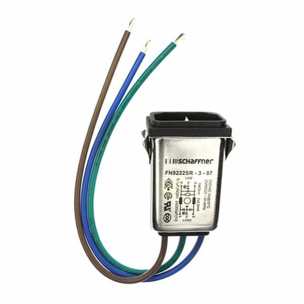 Schaffner EMC Inc. FN9222SR-3-07