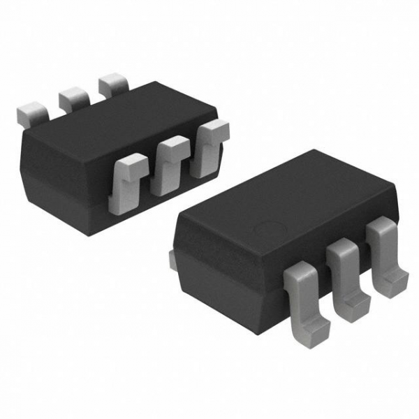 ON Semiconductor MBT3904DW1T1G