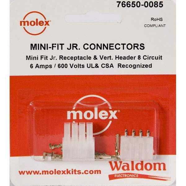 Molex Connector Corporation 76650-0085