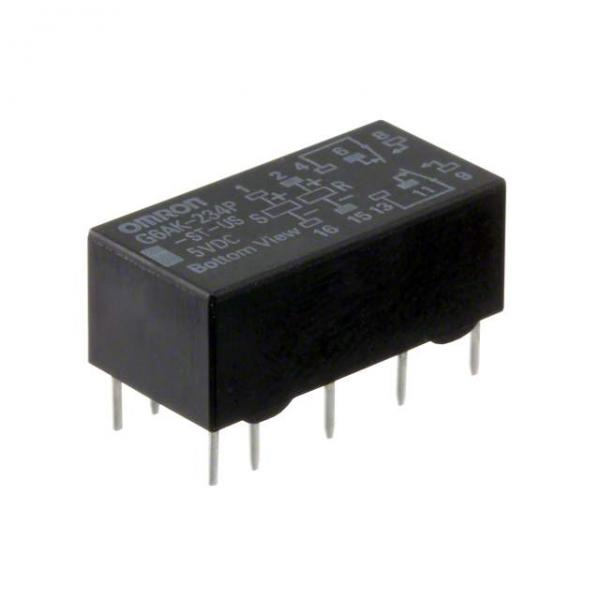 Omron Electronics Inc-EMC Div G6AK-274P-STLT-US-DC5