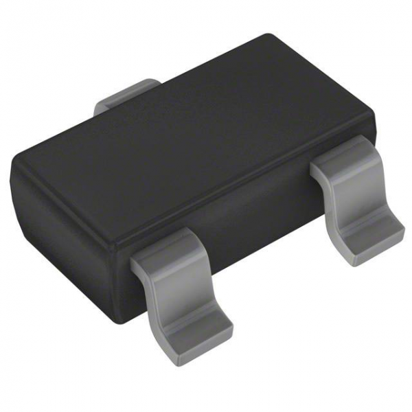 Diodes Incorporated DDTC144ECA-7-F