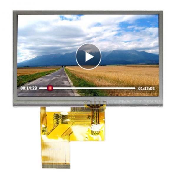 Newhaven Display Intl NHD-4.3-480272EF-ASXV#-T
