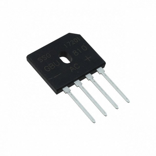 SMC Diode Solutions GBU1006TB