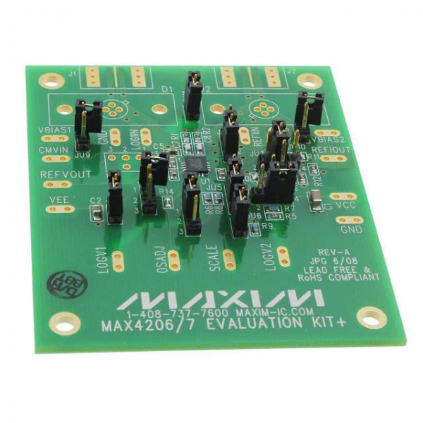 Maxim Integrated MAX4206EVKIT+