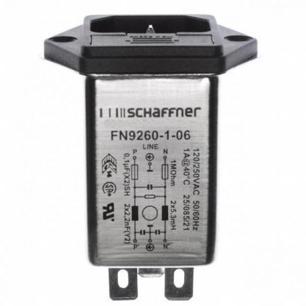Schaffner EMC Inc. FN9260-1-06