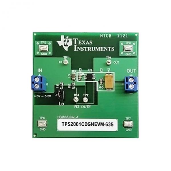 Texas Instruments TPS2001CDGNEVM-635