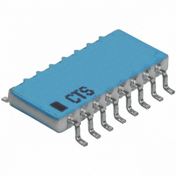 CTS Resistor Products 767163512GP