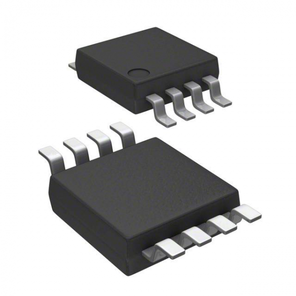 Microchip Technology MCP4011-503E/MS