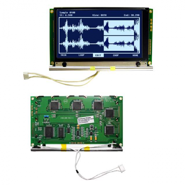 Newhaven Display Intl NHD-240128WG-AFTI-VZ#C5