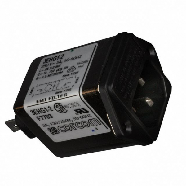 TE Connectivity Corcom Filters 6609116-2