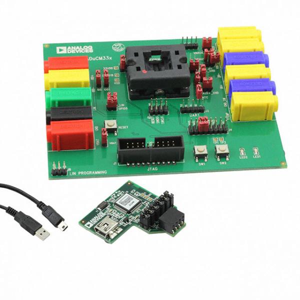 Analog Devices Inc. EVAL-ADUCM331QSPZ