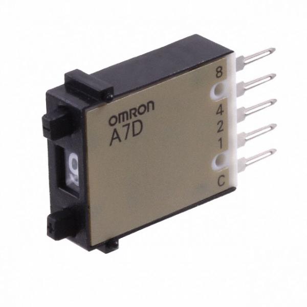 Omron Electronics Inc-EMC Div A7D-106-1