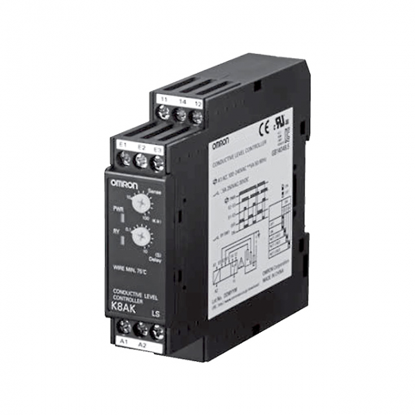 Omron Automation and Safety K8AK-LS1 24VAC/DC