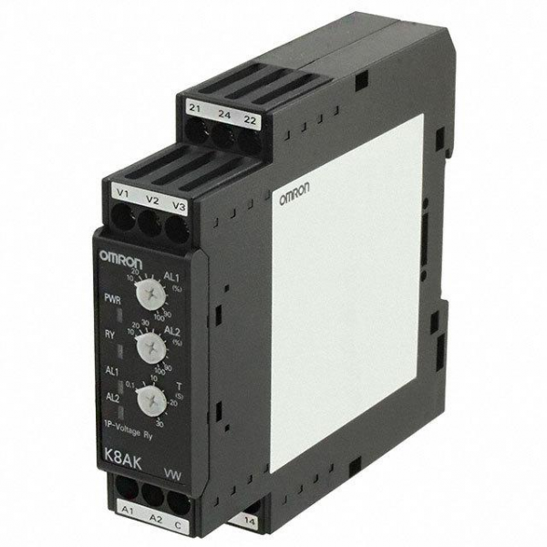 Omron Automation and Safety K8AK-VW3 24VAC/DC