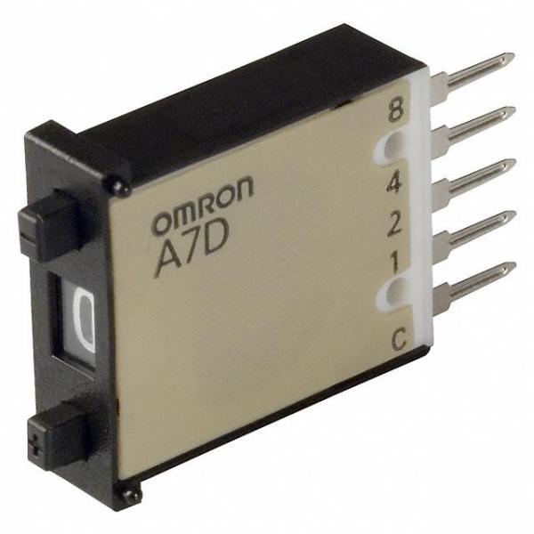 Omron Electronics Inc-EMC Div A7D-206-1