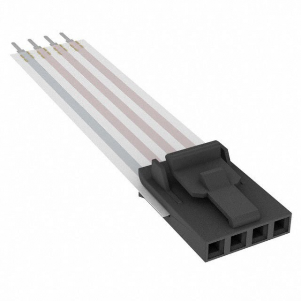 TE Connectivity AMP Connectors A9CAG-0403F