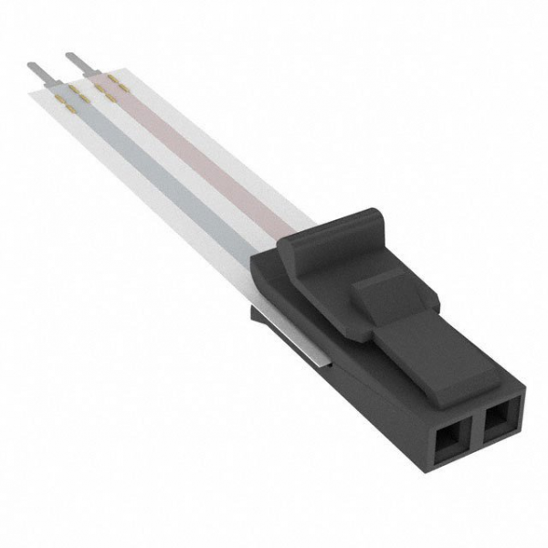 TE Connectivity AMP Connectors A9CAG-0203F