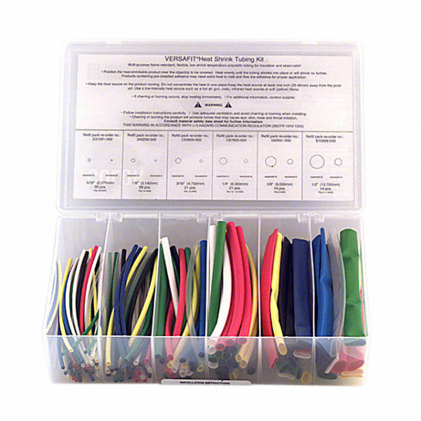 TE Connectivity Raychem Cable Protection VERSAFIT-KIT-2-COLOR